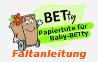faltanleitung betty