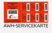 servicekarte button